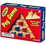Toysmith Peg Game (2-Pack)