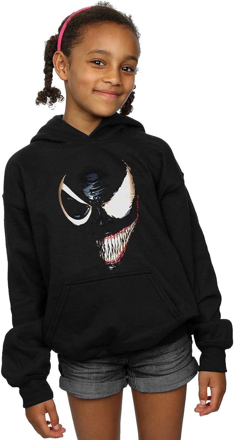 Marvel Girls Universe Venom Split Face T-Shirt
