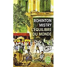 By ROHINTON MISTRY EQUILIBRE DU MONDE (L') [Mass Market Paperback]