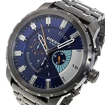 293d2545c4 DIESEL ディーゼル STRONGHOLD ストロングホールド 【国内正規品】 腕時計 メンズ DZ4358