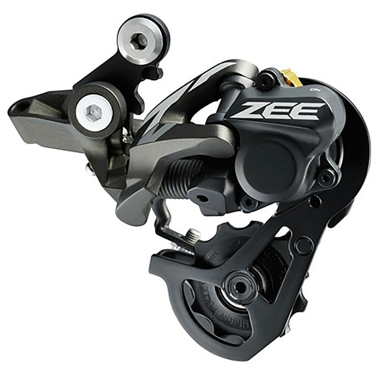 SHIMANO RD-M640 Zee Shadow Plus 10 Speed Rear Derailleur (Use with 11-32/11-36 Cassette) by SHIMANO