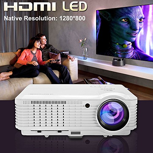 Home Theater Projector 3900 Lumen 108