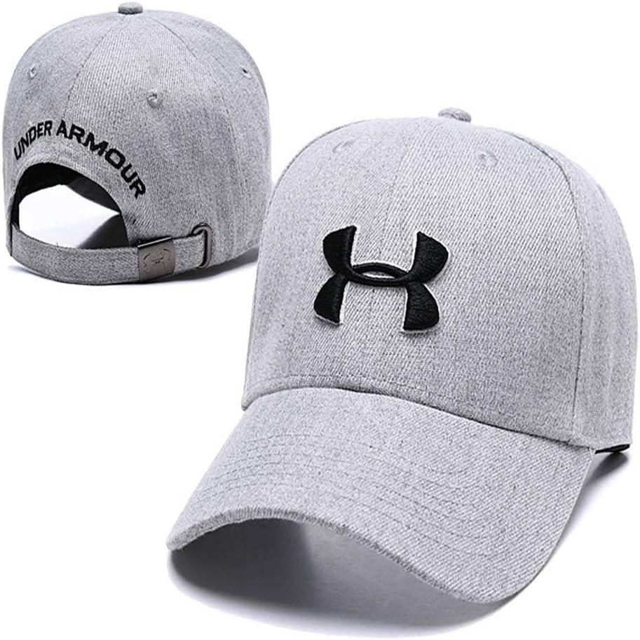 sdssup Deportes UA Sombreros de béisbol para Hombres y Mujeres Gorras de béisbol, Cejas, Sombreros, Sombreros, Sombreros para el Sol, Sombreros Deportivos 22 可 调节