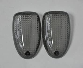 Rear Turn Signal Light Lens Fit BMW K1200R//S 1997-2004 R1150R//GS R1100R//S R850R