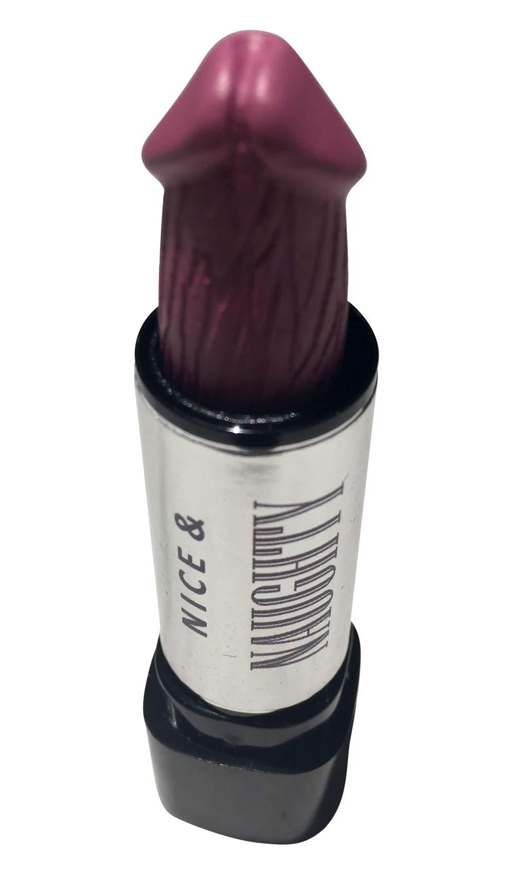 Amazoncom Happy Dickember Lipstick Secret Santa Gifts Funny Gag
