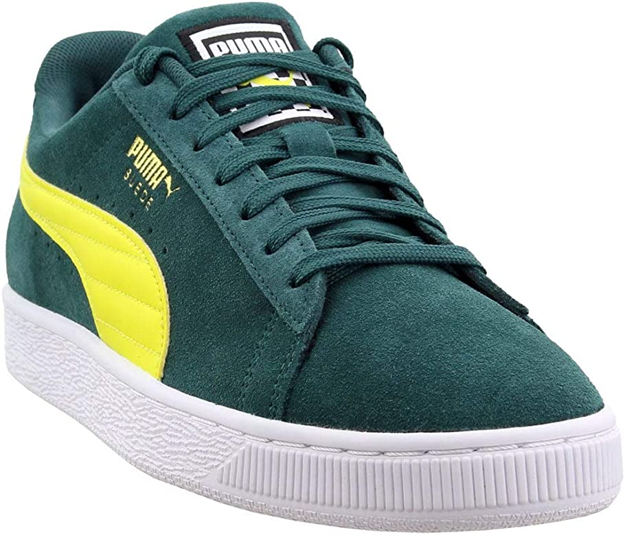 acd5a869e53e4 Suede Classic Athletic Men's Shoes Size