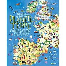 Planète Monde - Atlas pour les enfants
