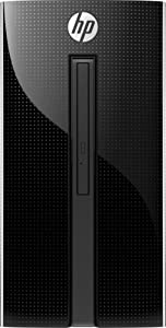 Premium Flagship HP Pavilion 460 Desktop Computer High Performance, Intel Quad-Core i7-7700T up to 3.8GHz 16GB DDR4 16GB Optane SSD 1TB 7200rpm HDD DVD-Writer 802.11ac Bluetooth 4.2 Win 10 (Renewed)