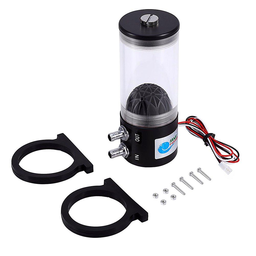 Bomba de agua de acuario, refrigeración, CO2, intercambiador de calor, 500 L