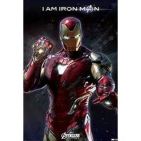 Close Up Póster Marvel Avengers: Endgame - I