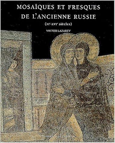 Livres gratuits en ligne Mosaïques et fresques russes pdf, epub
