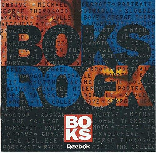 Boks Rock (Audio CD) - Presented by Reebok - Various Artists (Duran Duran, Radiohead, Devlins, George Thoroughgood, Ryuichi Sakamoto, more)