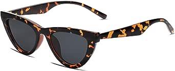 نظارات شمسية مثلثة كات آي من فانليكر للنساء من أكسسوارات 90s للنساء فانكي فان نظارة شمسية صغيرة