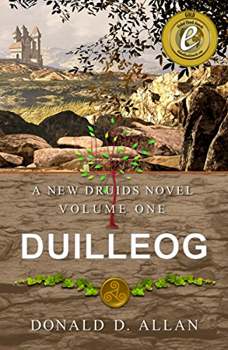 Duilleog (A New Druids Series Book 1) by [Allan, Donald D.]