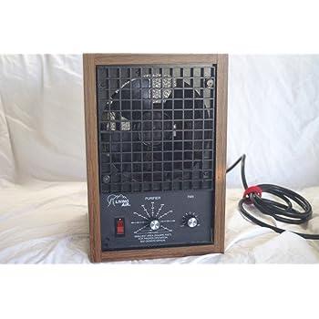 Amazon Com Living Air Xl 15 Alpine Fresh Air Purifier Home Amp Kitchen