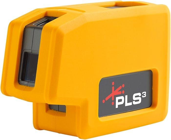 New PLS3 3-point Red Beam Laser Level
