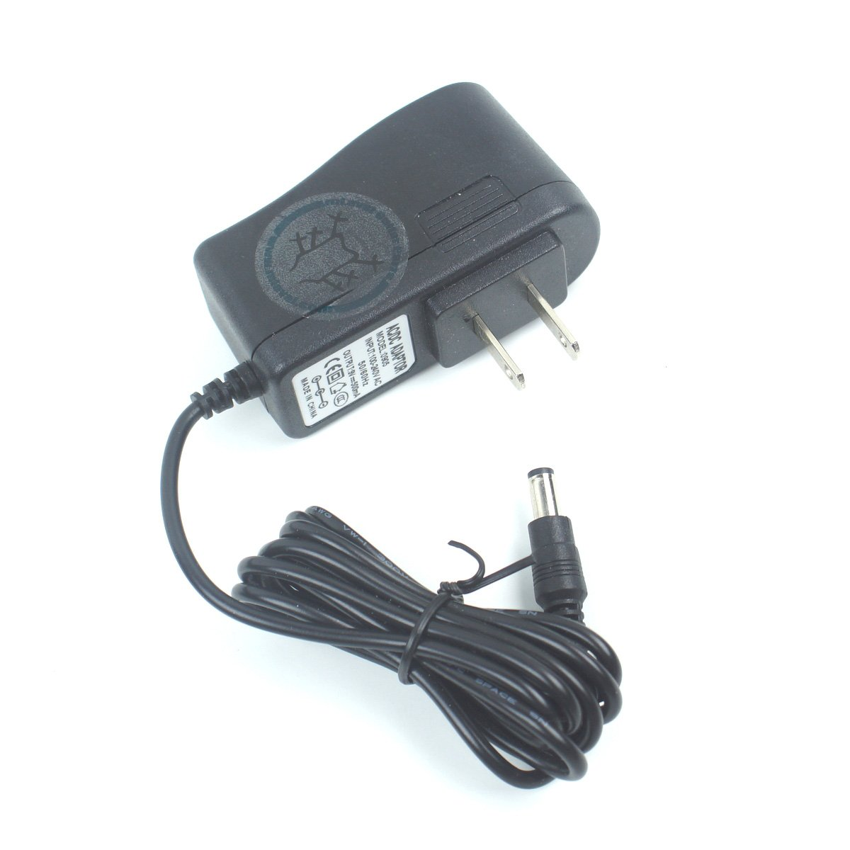 Universal Guitar Effect Pedal Power Supply DC Adapter ,9V 1Amp mLaval Guitar Parts