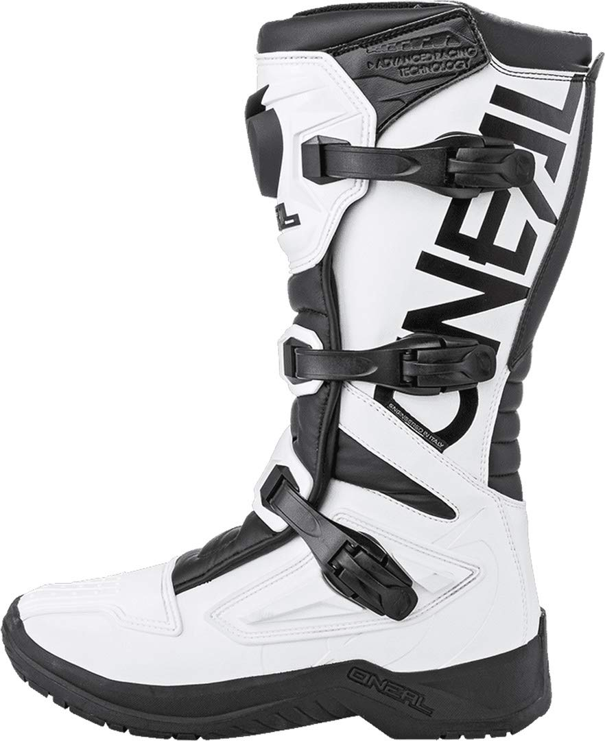 12//46 Gr/ö/ße ONeal RSX MX Motocross Supermoto Motorrad Stiefel schwarz 2020 Oneal