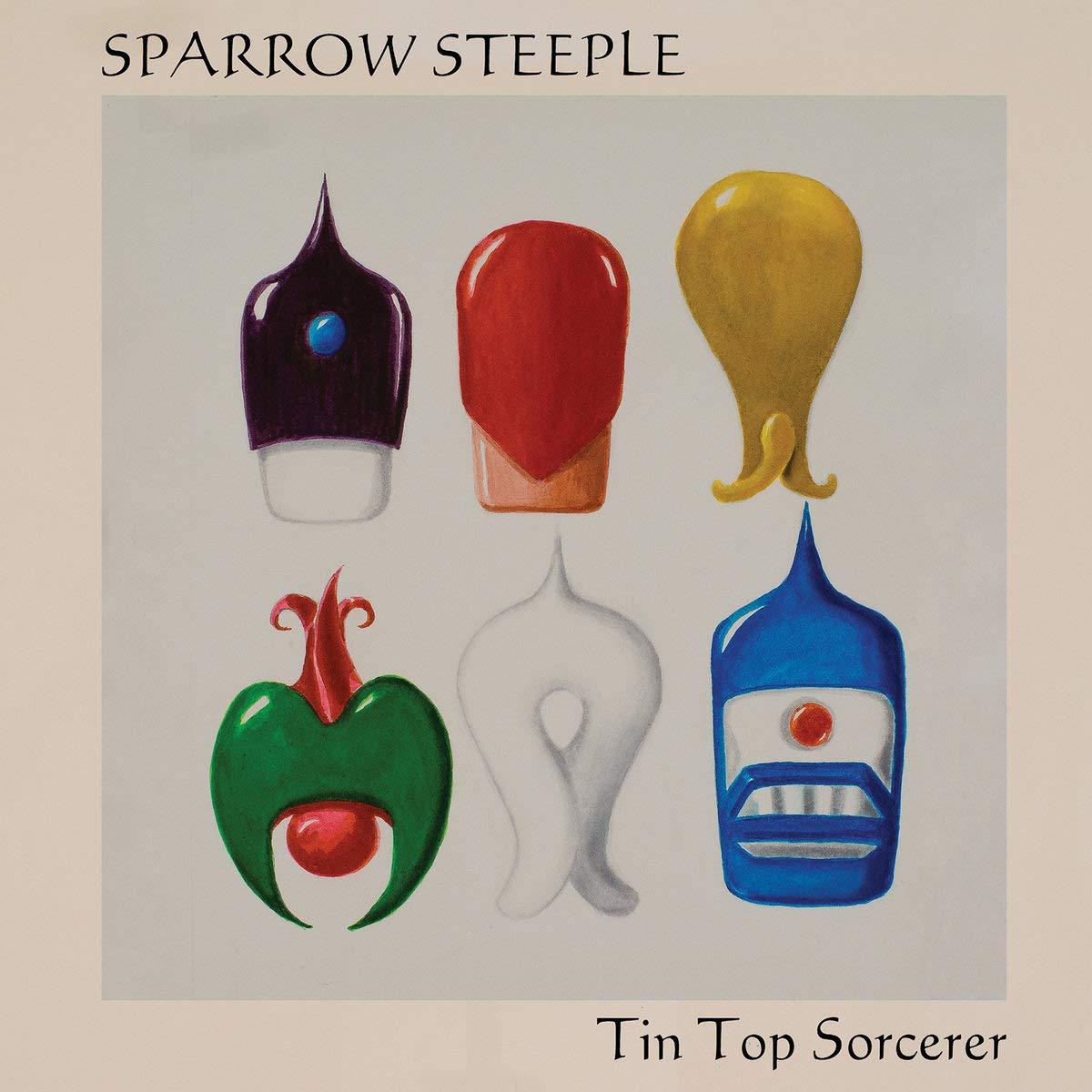 Vinilo : Sparrow Steeple - Tin Top Sorcerer (LP Vinyl)