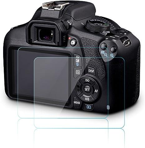 Protector de Pantalla de la Cámara para Canon EOS 1200D 1300D T5 ...