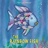 Kids Preferred 84002 the Rainbow Fish Board Book, Multicolor
