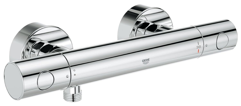 Grohe Grohtherm Termostato para ducha Mezclador de ducha termostático color cromo Sin