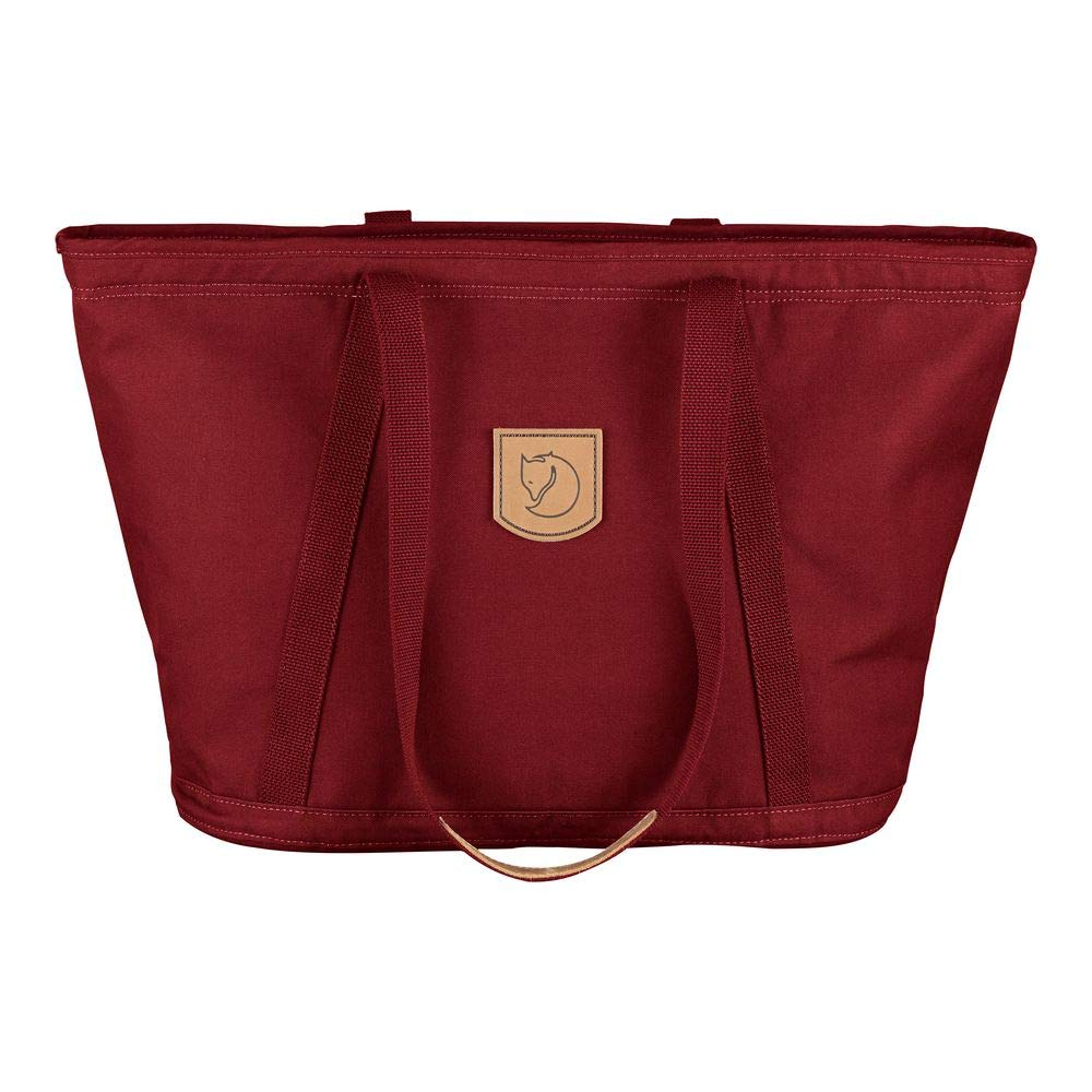 Fjallraven Women's Totepack No.4 Wide Tote Bag, Redwood, One Size