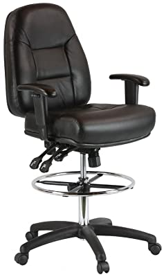 Best Leather Drafting Chairs