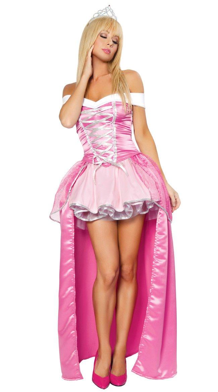 LLY Mariage Rose étape Robe de Costume d'halloween Uniformes européens et américains de rôle Robe de Princesse, Pink