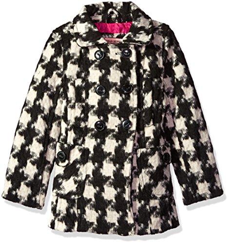 Urban Republic Little Girls' Favorite Wool Coat, Houndsto...