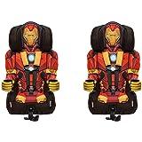 Kids Embrace Marvel Avengers Iron Man Combination Harness Kids Car Seat (2 Pack)