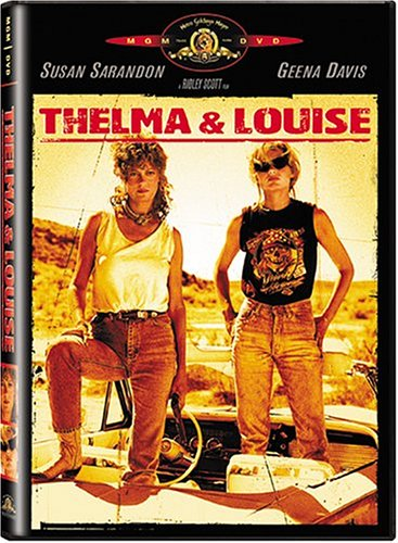 DVD : Thelma & Louise (Dubbed, , Widescreen, Repackaged, Dolby)