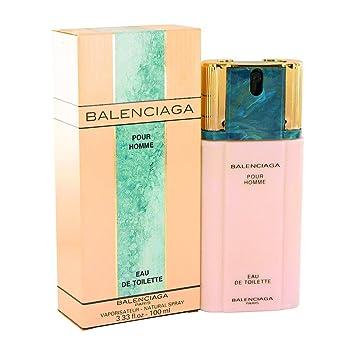 pas cher pour réduction b42d6 48d53 Balenciaga Pour Homme By Balenciaga Eau De Toilette Spray 3.4 Oz Men