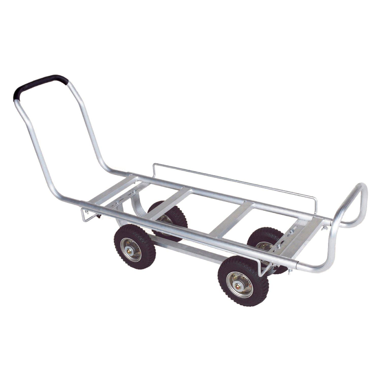 ハラックス 愛菜号 アルミ製 ハウスカー(タイヤ幅調整タイプ) CH-1500 [エアータイヤ] B007CU4PF2