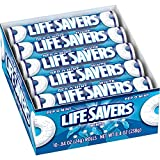 Life Savers Pep-O-Mint Mints Rolls, 16.8 total Ounce (Pack of 20)