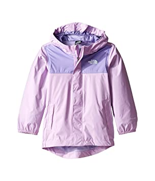 cd3f8617b The North Face Toddler Tailout Rain Jacket Violet Tulle 5T  Amazon ...