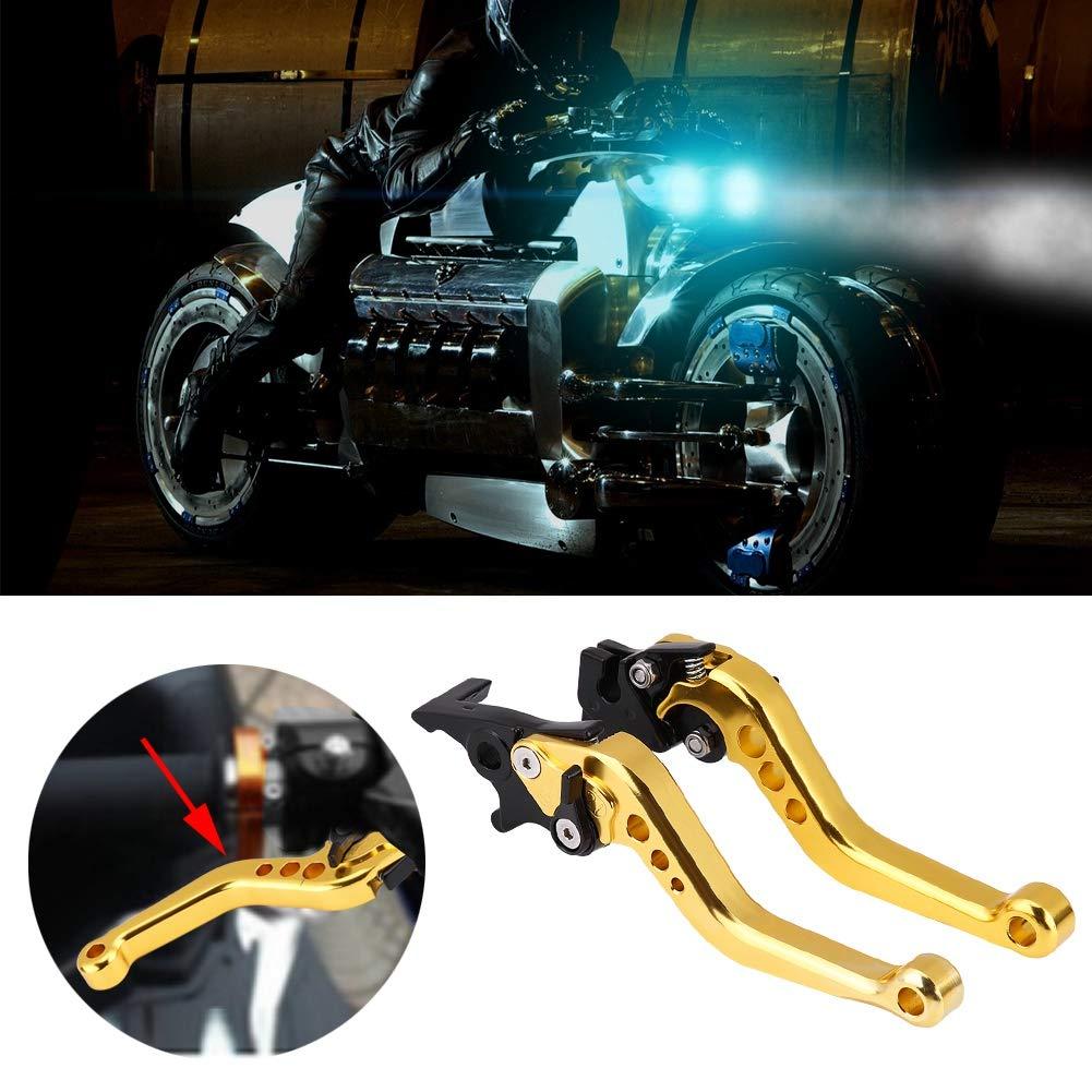 Roller und Elektrofahrr/äder Tbest Bremshebelgriff 1 Paar 22 mm 7//8-Zoll-CNC-Aluminium-Kupplungshebelgriff mit Trommelbremse f/ür die meisten Motorr/äder rot