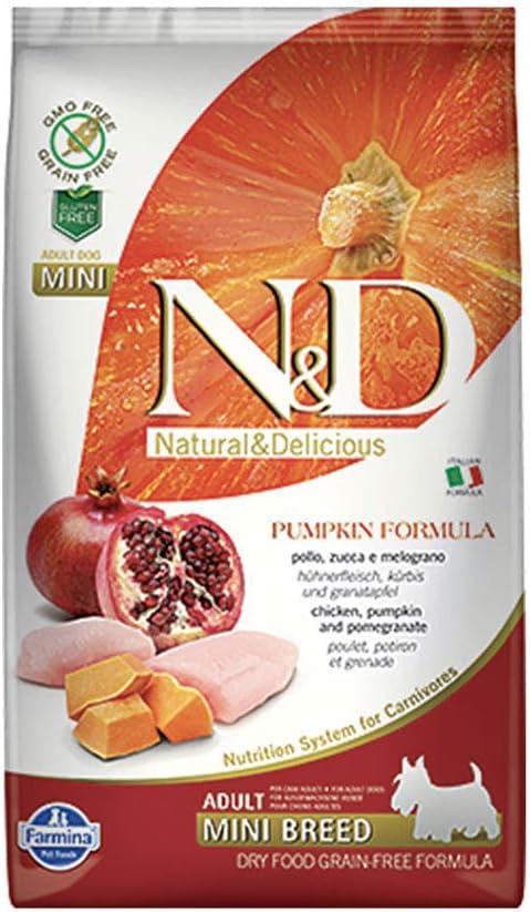 Farmina N&D Dog Pumpkin Chic&Pomegranate Adult Mini 800 g