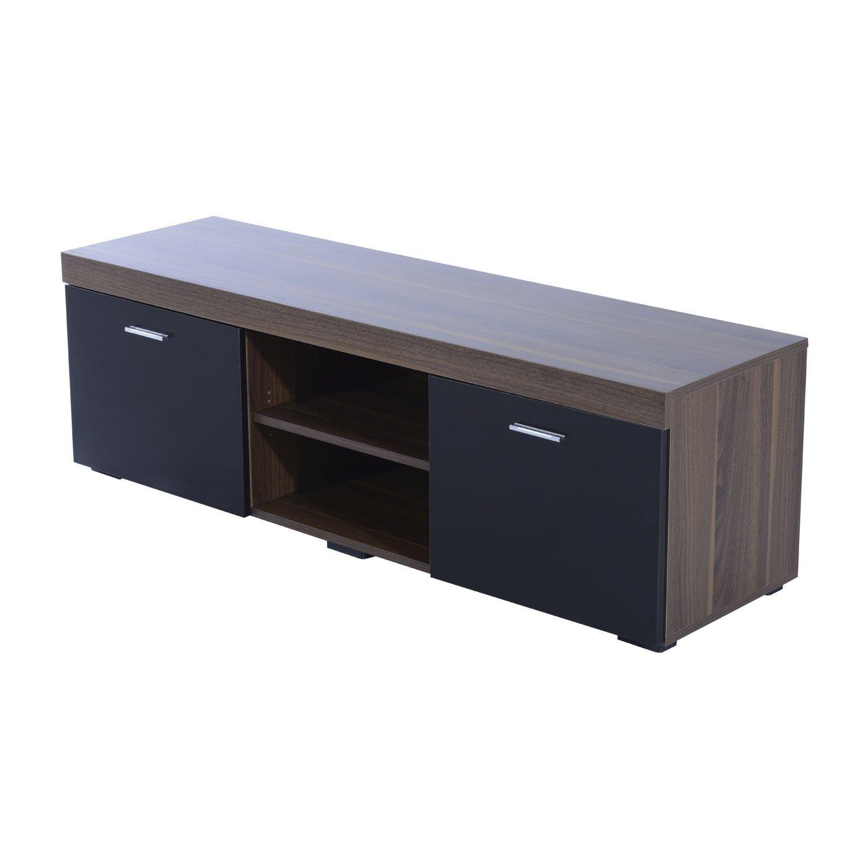 mobile porta tv nero design moderno laccato salotto soggiorno ... - Mobile Soggiorno Particolare 2