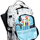 J World New York Cloud Laptop Backpack, Blinker