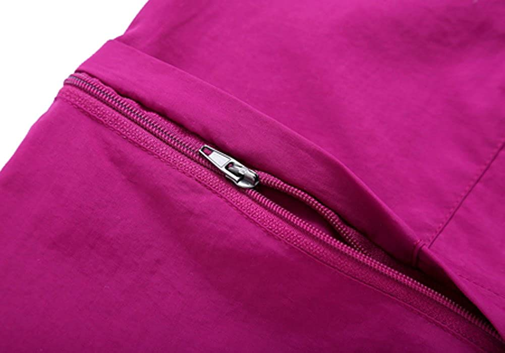 UPF 50+ Camiseta de senderismo de manga larga para mujer absorbe la humedad protecci/ón solar UV Jessie Kidden PFG camisas safari