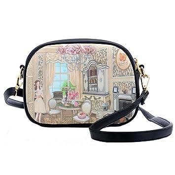 392972923e77 Amazon.com   Girls Leisure Lovely Purse Bag Single Shoulder Strap Bag  Girlfriend Kid Birthday Gift   Beauty