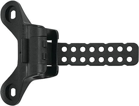 SKS Unisex - Adulto 2 Puntos Soporte Bomba de Bicicleta Negro Talla 1