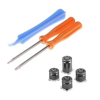 Sharplace Botones de Bala de Repuesto con Destornillador T8/T6 ...