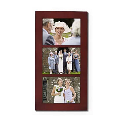 b2fa6000eb51 Image Unavailable. Image not available for. Color  tokotradingadeco Home  Decor 5x7 Walnut Wood Wall Antique Accent Collage Photo Picture Frame ...