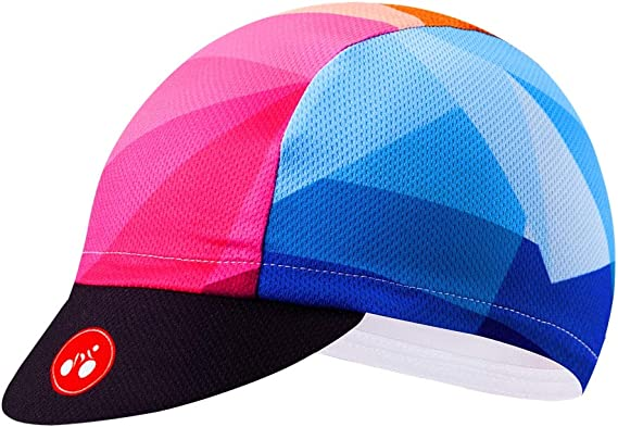 JPOJPO Cycling Cap Men Women Bike Hat Helmet Inside
