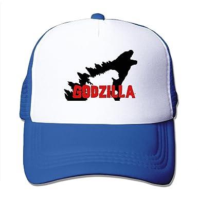 92941403f Long5ZG Unisex Adjustable Godzilla Snapback Cap Trucker Hat / Headwear  Unisex: Amazon.co.uk: Clothing