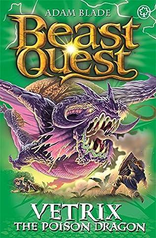book cover of Vetrix