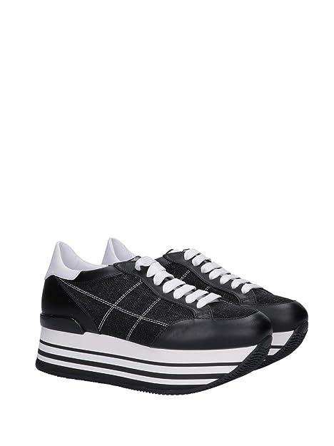 Hogan Zapatillas de Goma Para Mujer *: MainApps: Amazon.es: Zapatos y complementos