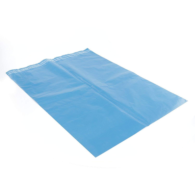 Hangerworld 10 Sobres Grandes 350 x 500mm Impermeable Opaco Enví os Azul